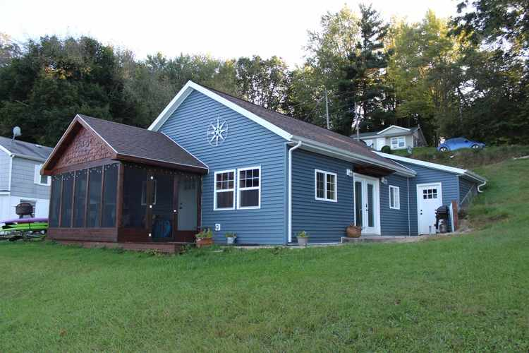 15  Lane 220 West Otter Lake  Angola, IN 46703 | MLS 201944488