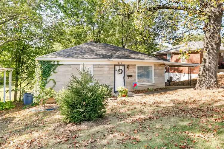 726 Georgette Road Evansville, IN 47720 | MLS 201944725 | photo 1