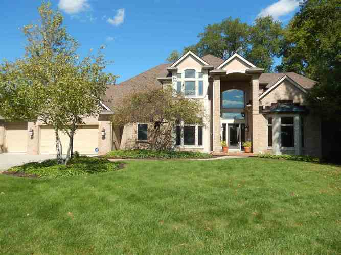 11128  Creekwood Court Fort Wayne, IN 46814 | MLS 201944815