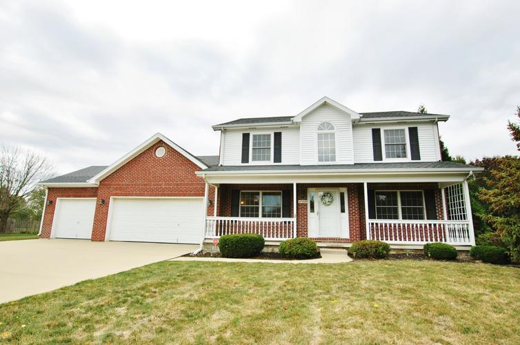 4703  GLEN MOOR Way Kokomo, IN 46902 | MLS 201944861