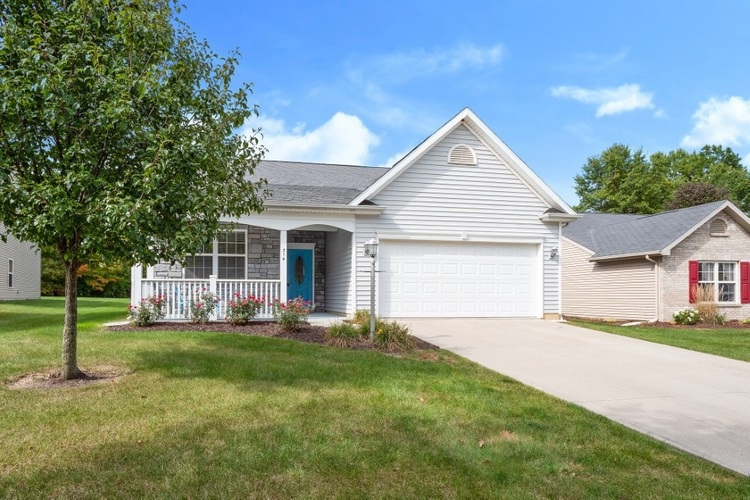 314  Caperiole Place Fort Wayne, IN 46825 | MLS 201945005