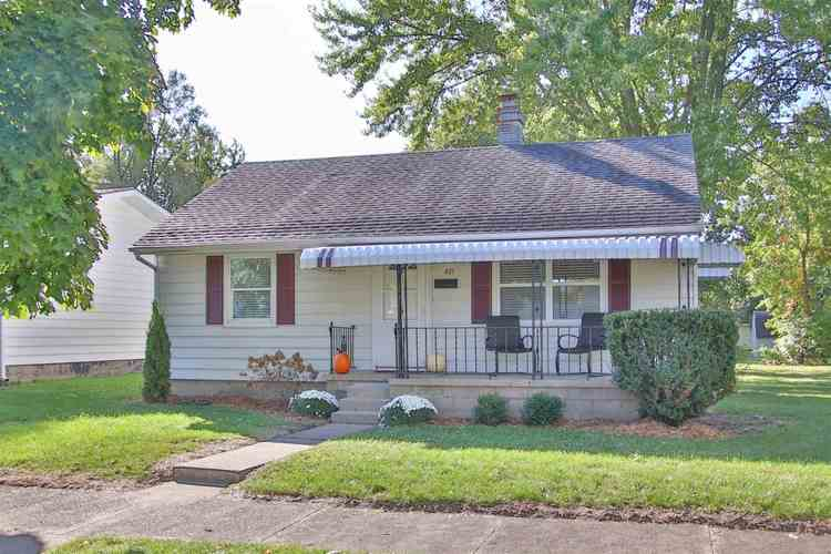 421 W Jefferson Street Monticello, IN 47960 | MLS 201945458
