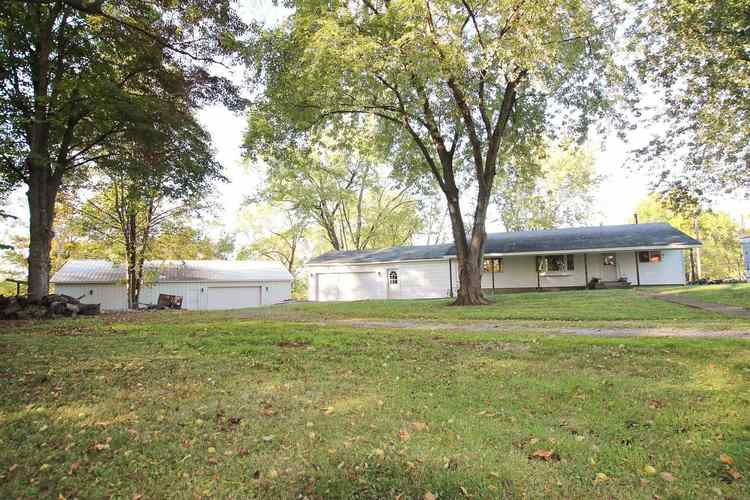 5137 N West Drive Churubusco, IN 46723 | MLS 201945574