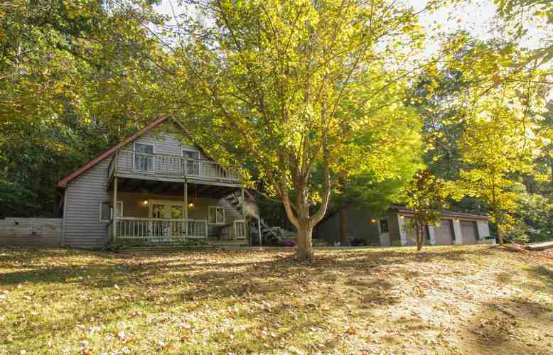 8832 N Hillham Rd S Road French Lick, IN 47432 | MLS 201945963