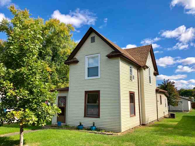 501 S Main Street Otterbein, IN 47970 | MLS 201946100
