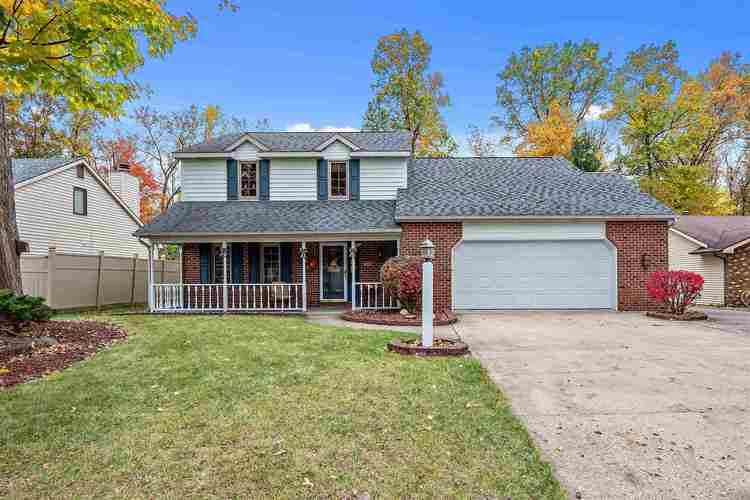 4215 Castell Drive Fort Wayne, IN 46835   MLS 201946139   photo 1