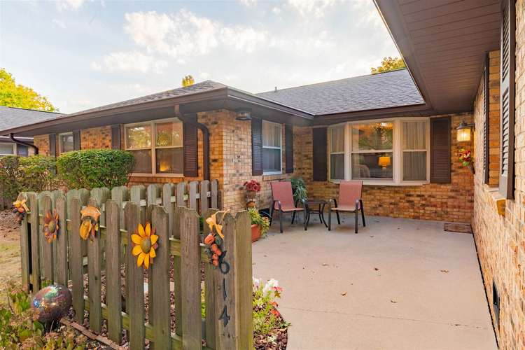 614  CANDLEWOOD Drive Marion, IN 46952   MLS 201946286