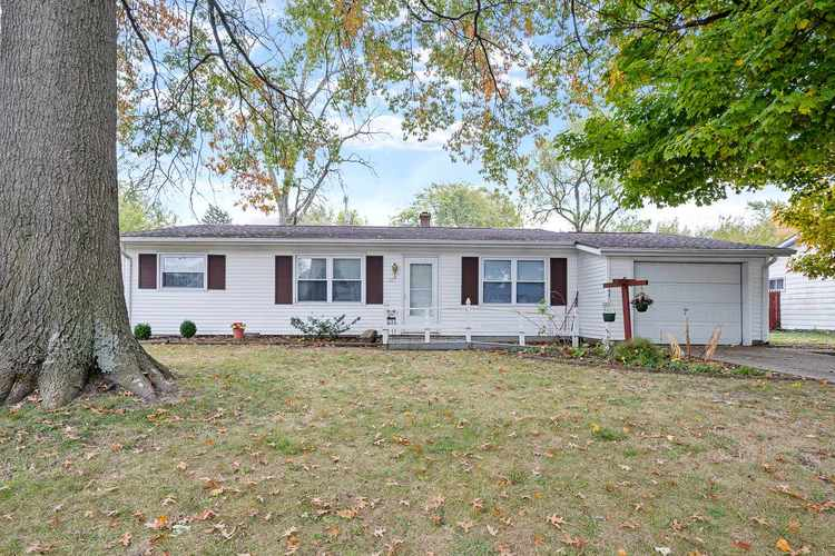 1637  Presidential Drive New Haven, IN 46774 | MLS 201946575