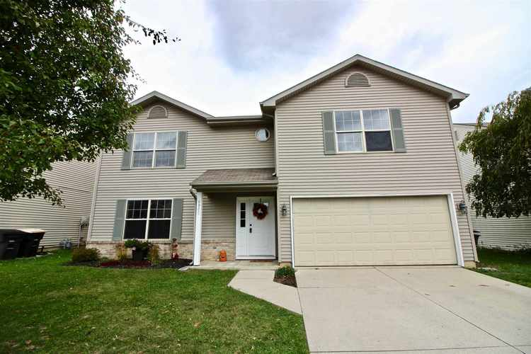 9905 Snowstar Place Fort Wayne, IN 46835-9391 | MLS 201946707 | photo 1