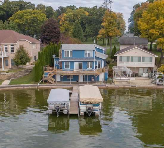 2435 W Sycamore Beach Road Angola, IN 46703 | MLS 201947303