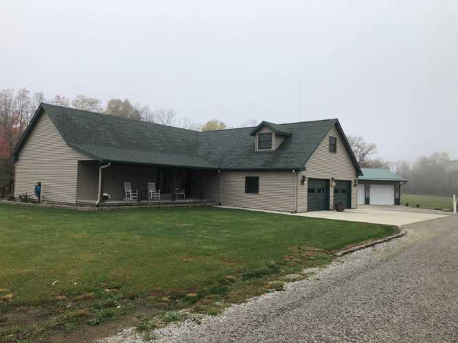 5862 E St. Rd. 54 Road Bloomfield, IN 47424 | MLS 201947453