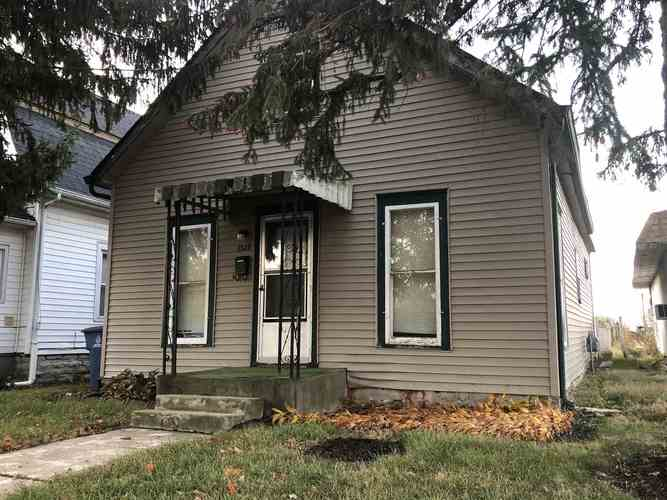 1329 W EUCLID Avenue Marion, IN 46952 | MLS 201947493