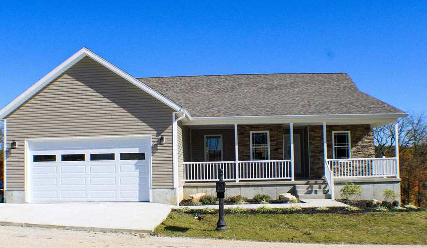 280  Knotting Hill Drive Springville, IN 47462 | MLS 201947617