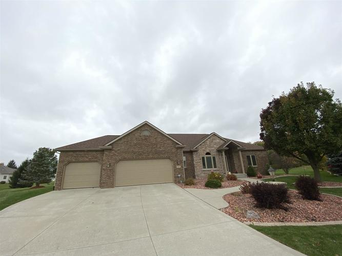 1707 RUST LEAF Court Fort Wayne, IN 46845 | MLS 201947659 | photo 21