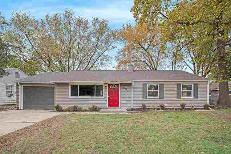 651  Manchester Drive South Bend, IN 46615-3229 | MLS 201948183