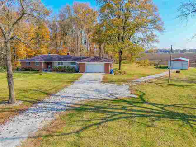 5510 N WABASH Road Marion, IN 46952 | MLS 201948338