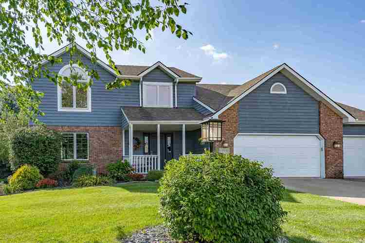 15321 Wild Meadows Place Leo, IN 46765 | MLS 201948402 | photo 1