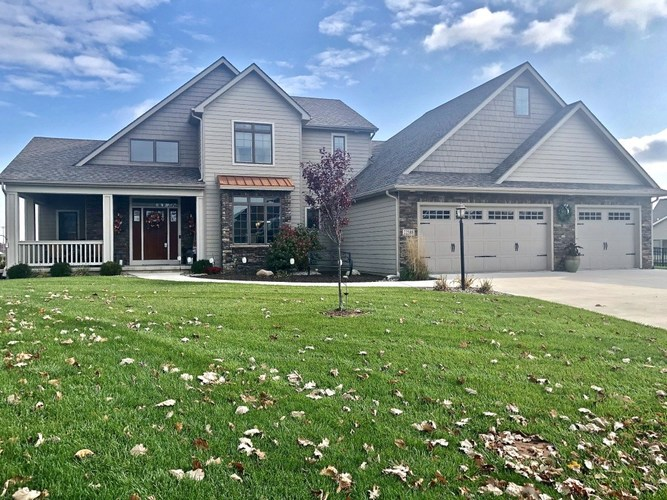 12588  Gondola Parkway Fort Wayne, IN 46845-6512 | MLS 201948589