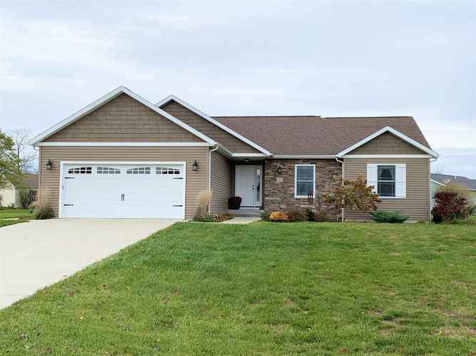 10690 Oriole Lane Plymouth, IN 46563 | MLS 201948641 | photo 1