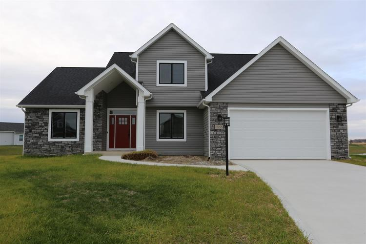 13188  Galena Creek Trail Fort Wayne, IN 46814 | MLS 201948996