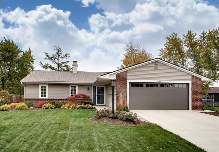 8802 Conway Court Fort Wayne, IN 46825   MLS 201949095   photo 1