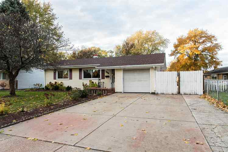5049 Ford Street South Bend IN 46619-2554   MLS 201949112   photo 1