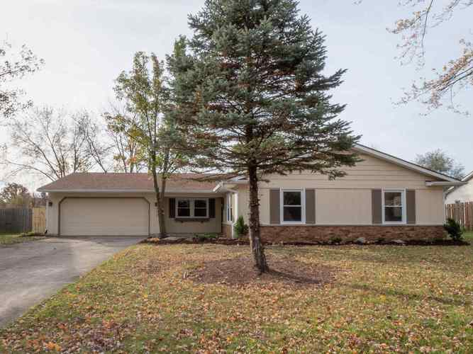9613  Wolf River Place Fort Wayne, IN 46804 | MLS 201949213