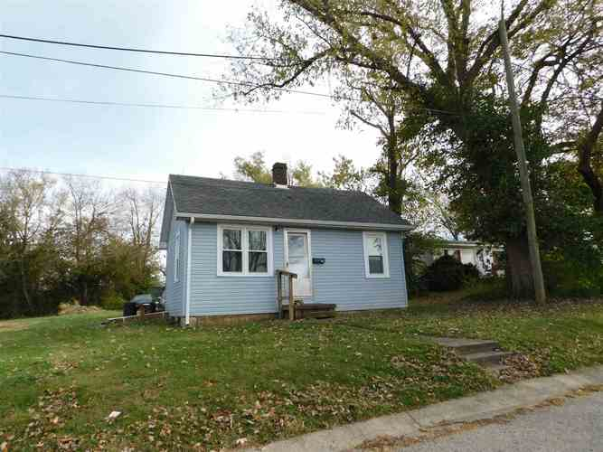 509 N Berkey Street Salem, IN 47167 | MLS 201949236