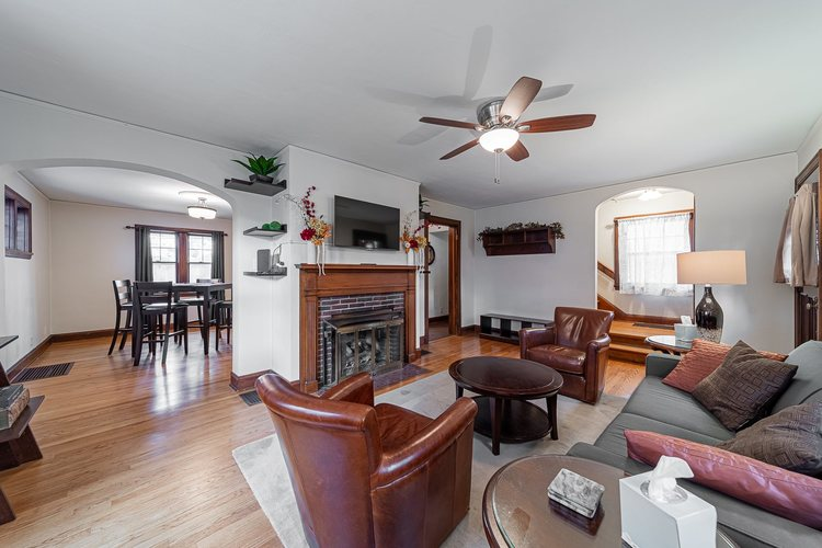 1325 McKinley Avenue South Bend, IN 46617 | MLS 201949319 | photo 3