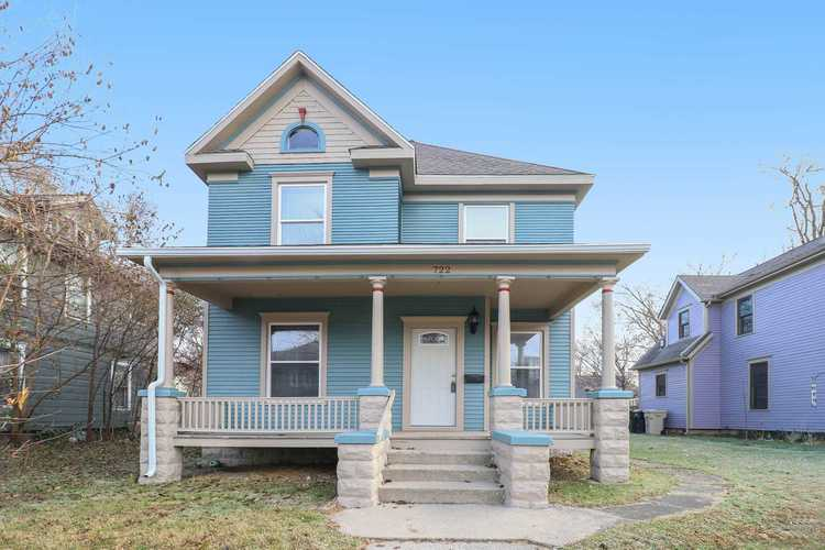 722 Cottage Grove Avenue South Bend IN 46616 | MLS 201949591 | photo 1