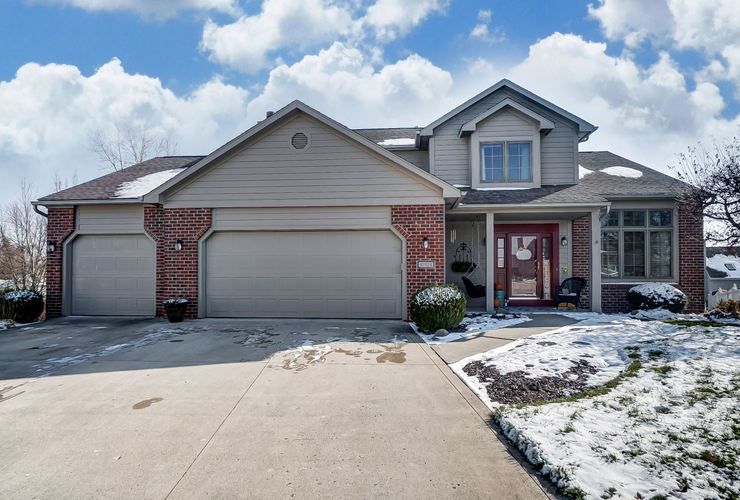 10924  Middleford Place Fort Wayne, IN 46818 | MLS 201950045