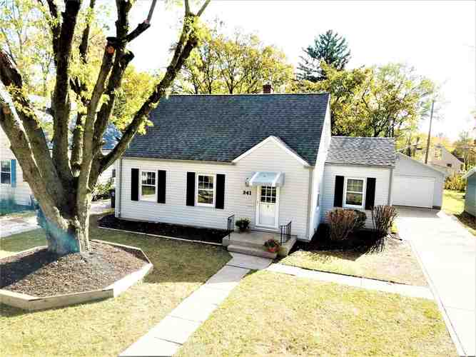 341 Maple Grove Ave. Avenue Fort Wayne, IN 46807 | MLS 201950079 | photo 1