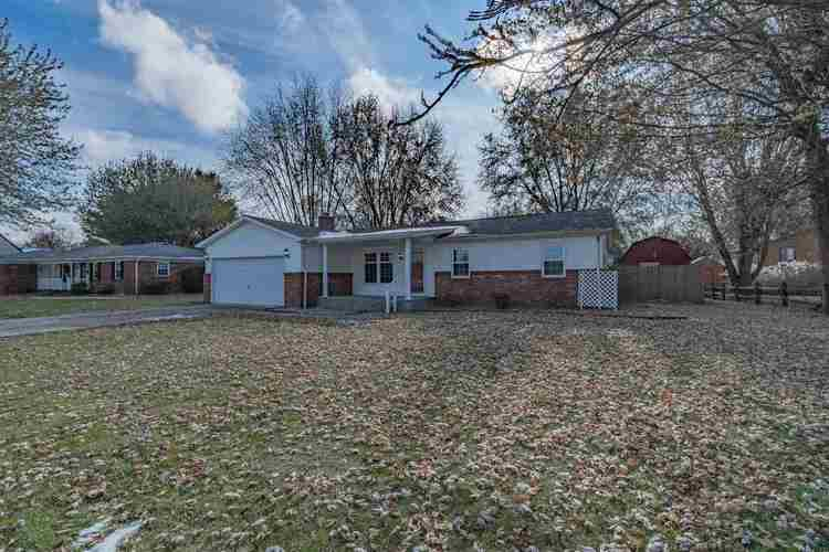 206 E NORTH H Street Gas City, IN 46933 | MLS 201950104