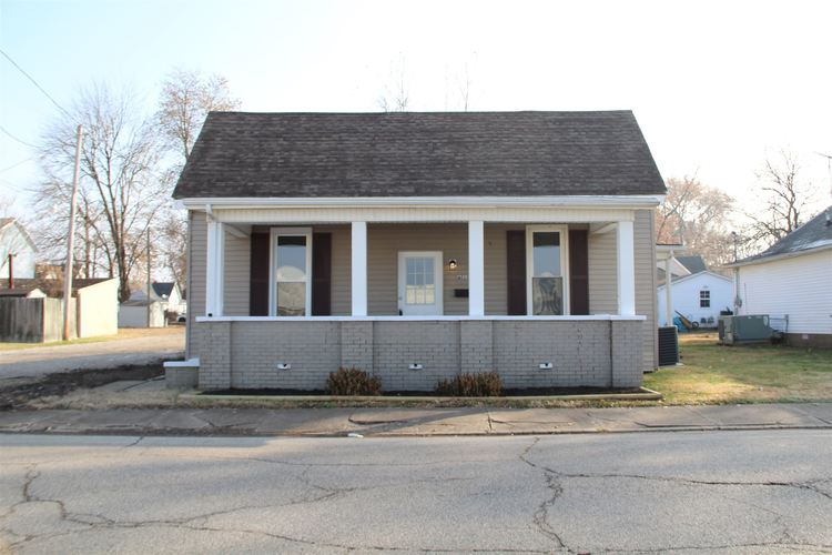 614 S Third Street Boonville, IN 47601 | MLS 201950194