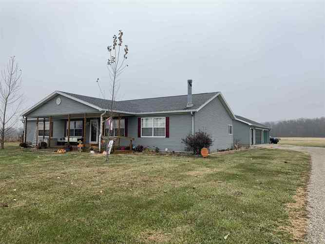 6248 E Brown Road E New Castle, IN 47362 | MLS 201950220 | photo 1