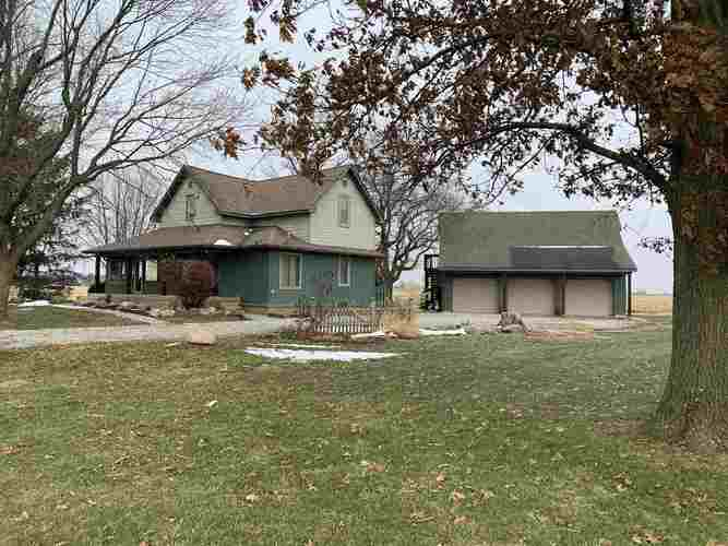 4614 N 500 EAST  Kokomo, IN 46901 | MLS 201950300