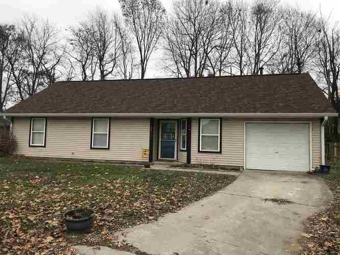 1816 E College Street Crawfordsville, IN 47933 | MLS 201950328