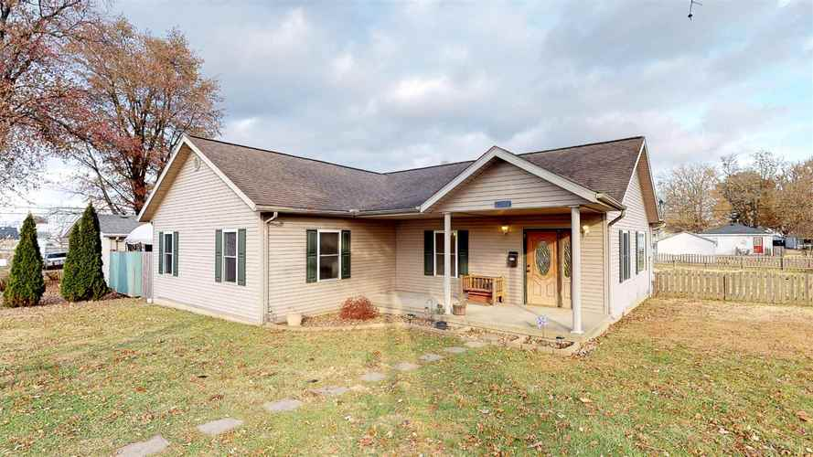 908 S First Street Boonville, IN 47601 | MLS 201950401