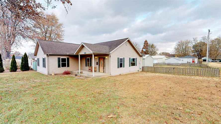 908 S First Street S Boonville, IN 47601 | MLS 201950401 | photo 2