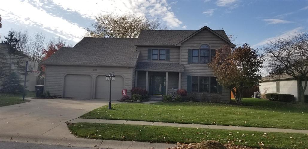 8315  Hunters knoll Place Place Fort Wayne, IN 46825 | MLS 201950476