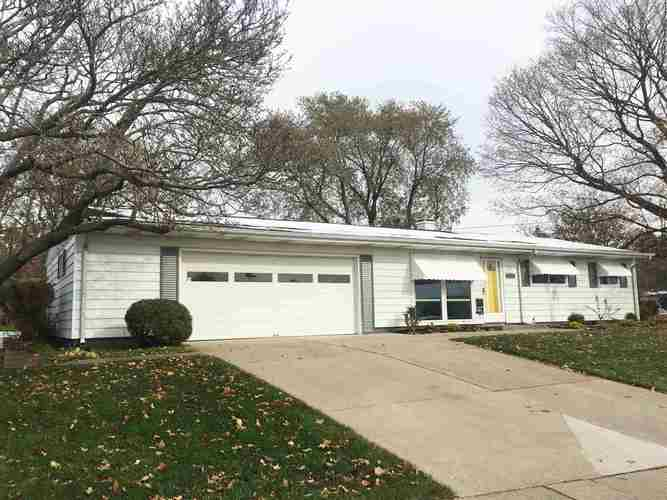 1235 Catherwood Drive South Bend, IN 46614 | MLS 201950535 | photo 1