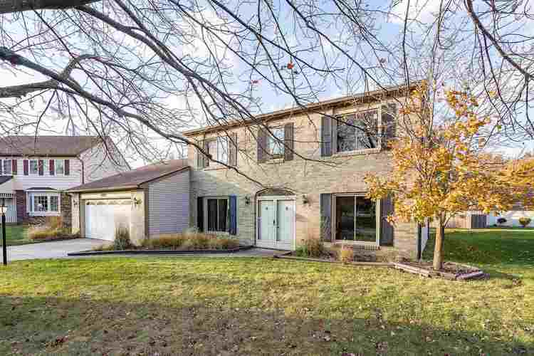 8808  Chimney Hill Place Fort Wayne, IN 46804 | MLS 201950543