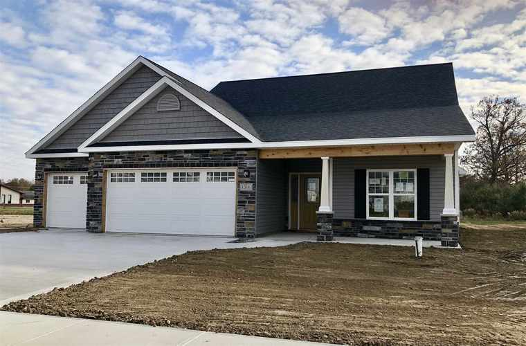 1316  Tuscany Crossing Winona Lake, IN 46590 | MLS 201950550