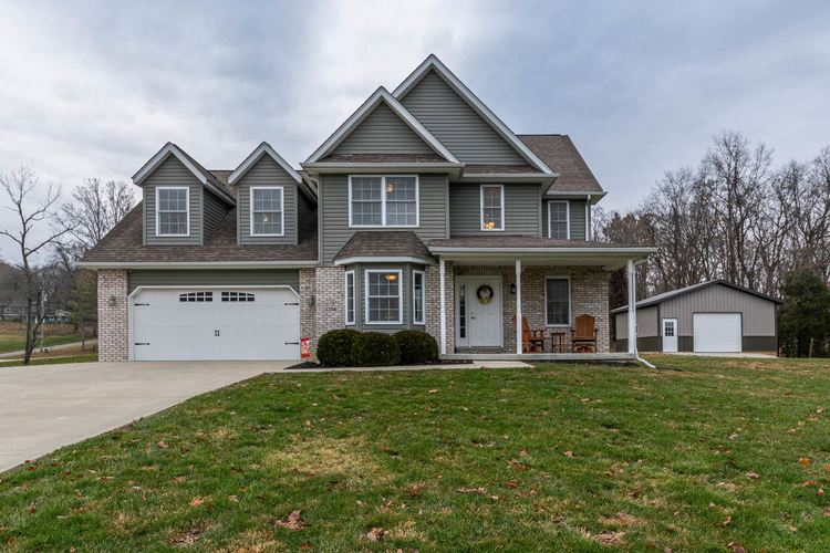 3356 W Cockrell Road Bloomington IN 47403 | MLS 201950863 | photo 1