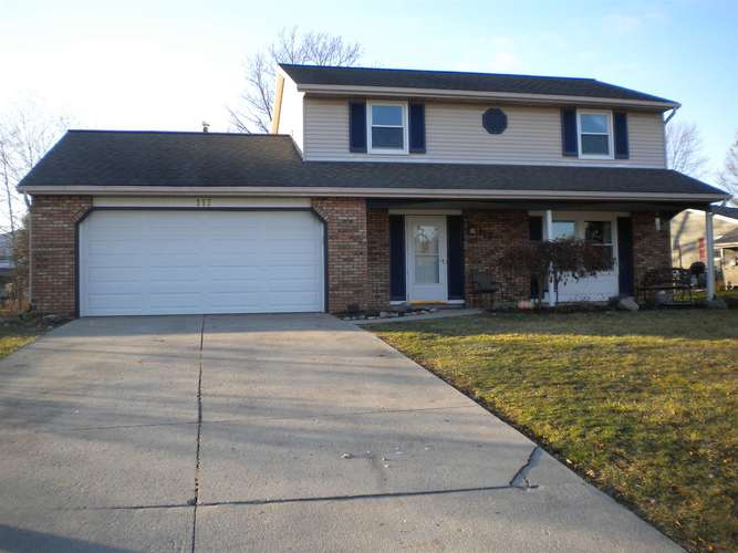 117 Hickory Knoll Drive Bluffton, IN 46714   MLS 201950868   photo 1