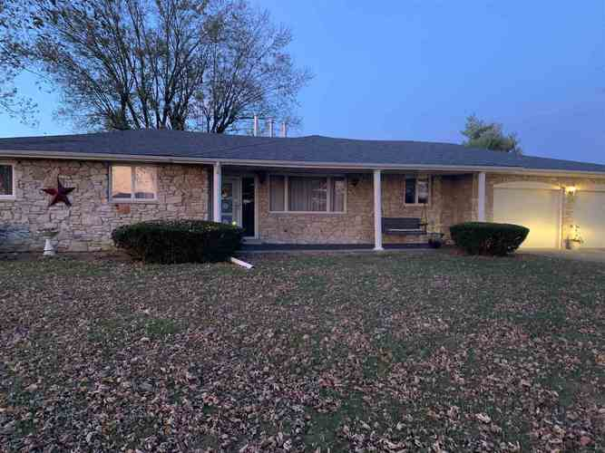 1514 W State Road 38 Highway New Castle, IN 47362-9789 | MLS 201950913