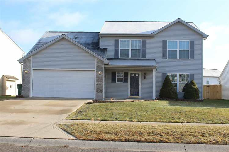 1634 Clifty Parkway Fort Wayne, IN 46808   MLS 201950920   photo 1