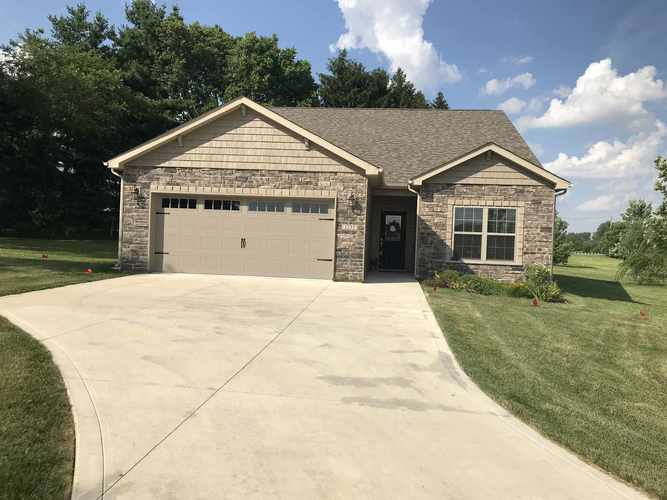 1233  KILLDEER Road Greentown, IN 46936 | MLS 201951691