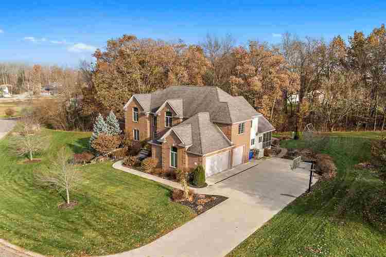 2603  Wildwood Lane Winona Lake, IN 46590 | MLS 201951719