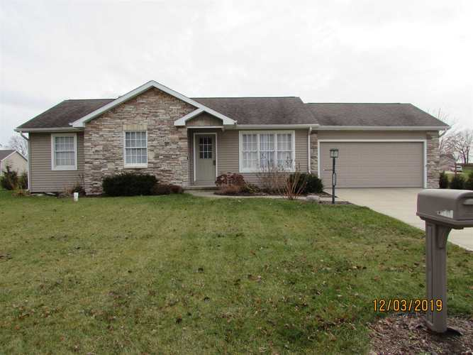 18834  Meadowflower Drive New Paris, IN 46553 | MLS 201951730